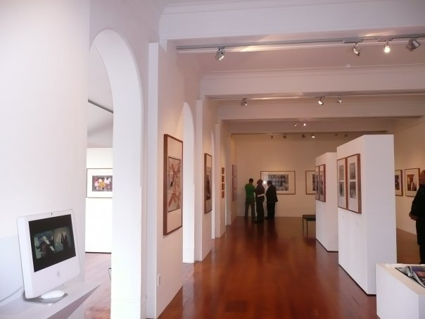 ey! Iran exhibition at Lopdell House Gallery Auckland New Zealand 2008