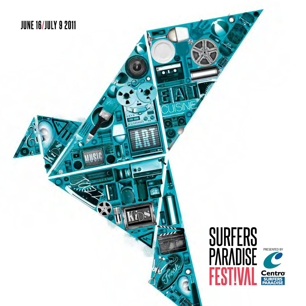 Surfers Paradise Festival Program cover