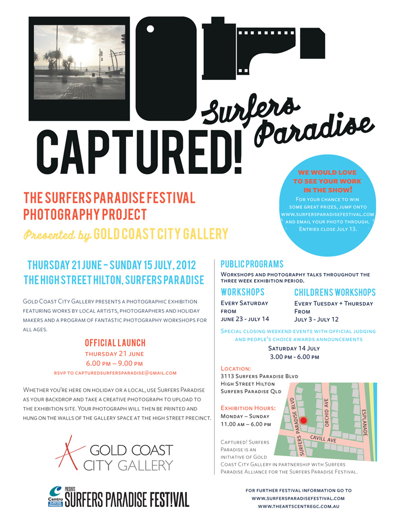 Captured! Surfers Paradise
