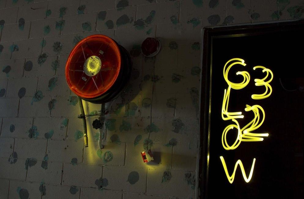 glow 32 exhibition 2010