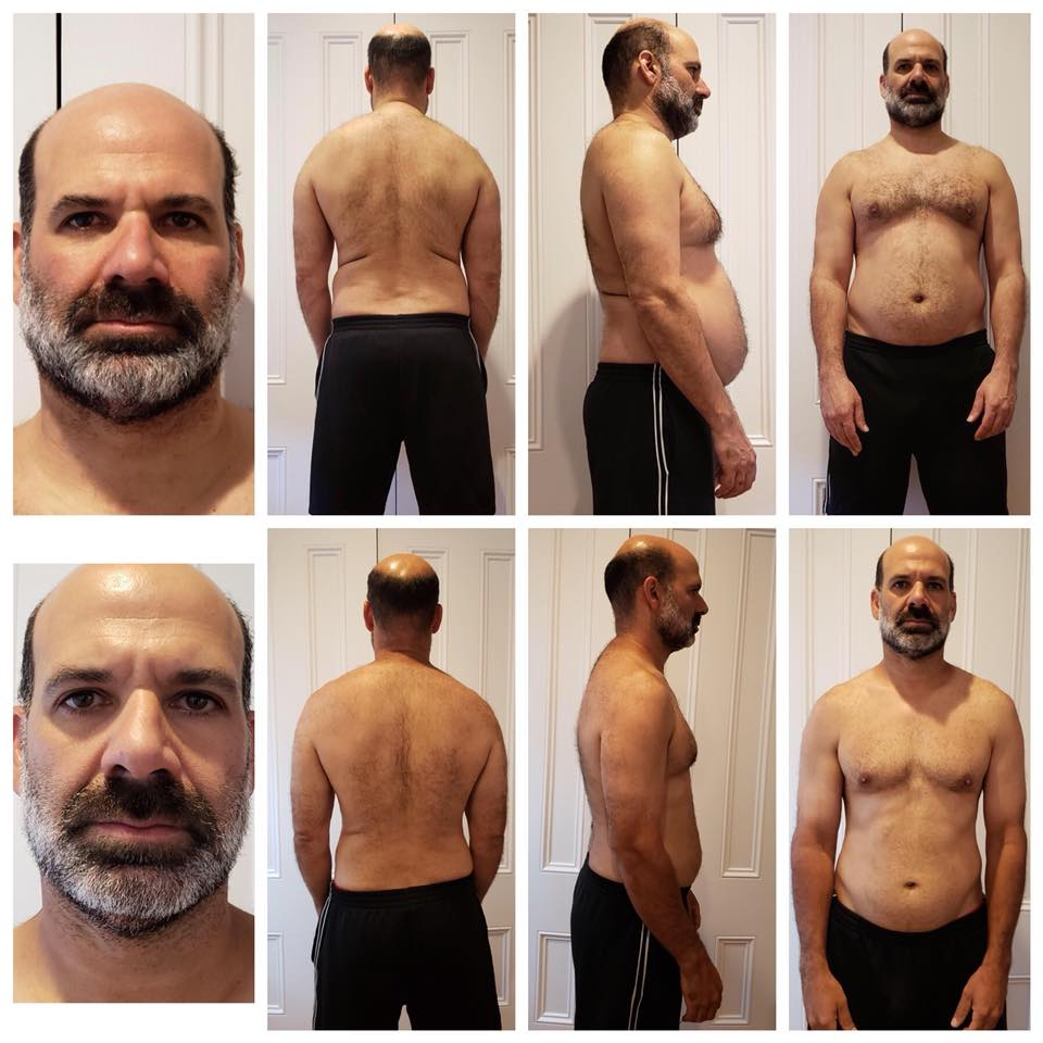 Alex K -30lbs & 17IN released in 90 days! -