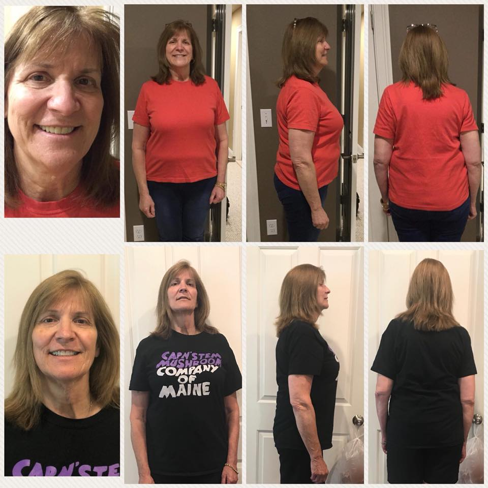 Charlotte B - 35lbs & 18in released in 90 days! -