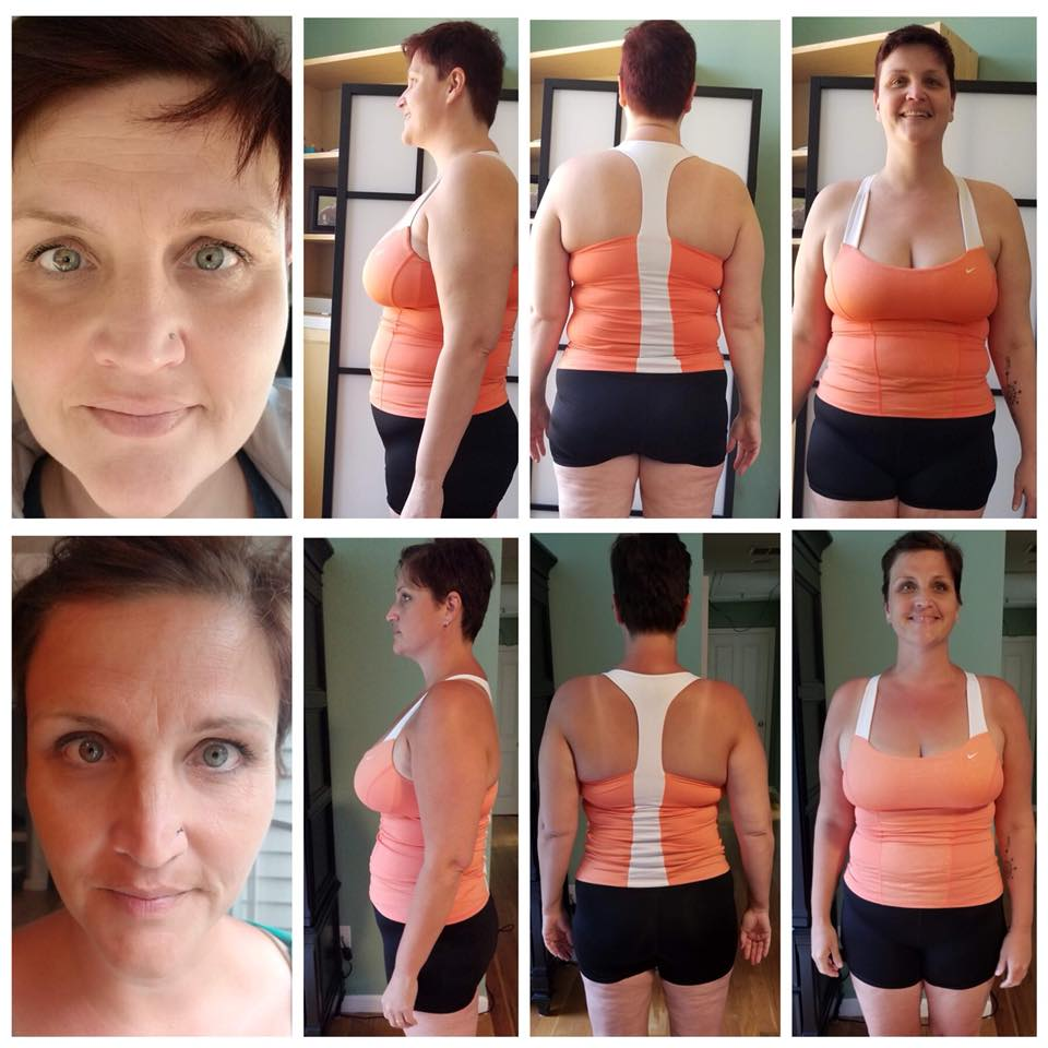 Renee T - 21lbs & 13in released in 90 days! -