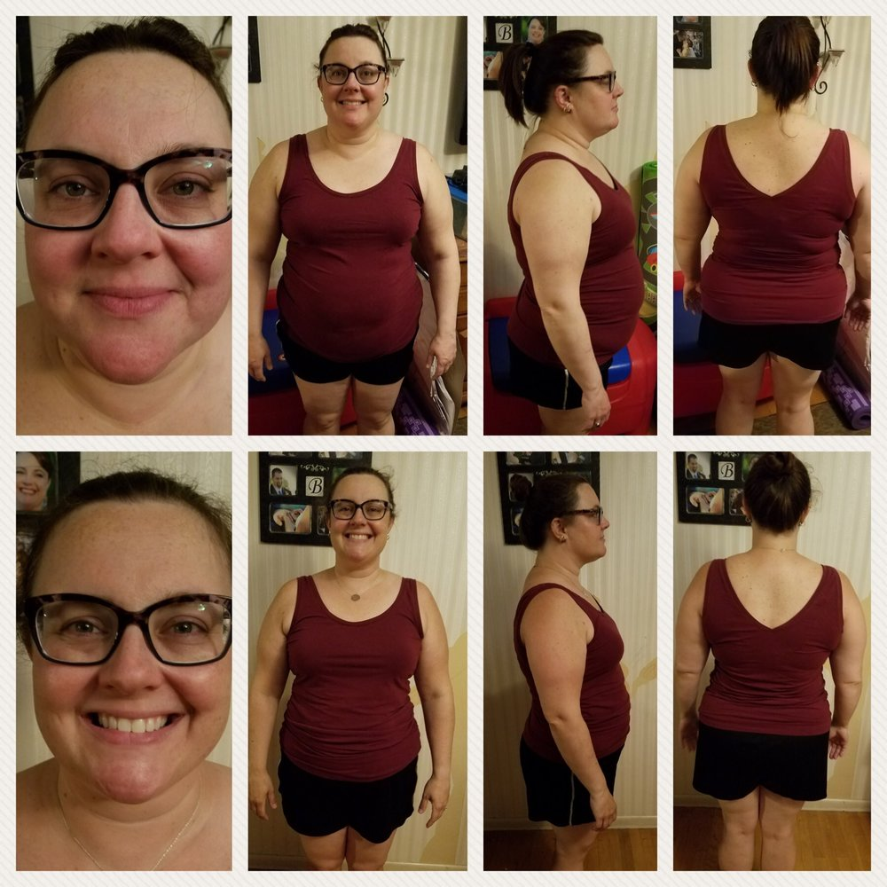 Becky B - 22lbs & 22in released in 90 days! -