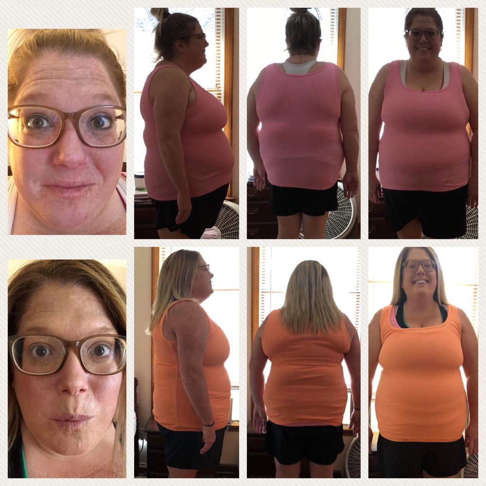 Lindsay Q - 23lbs & 21in released in 90 days! -