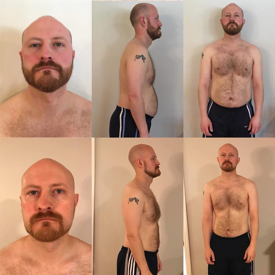 Pat T - 20lbs & 17in released in 90 days! -