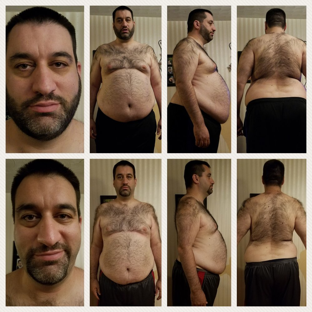 Andy B - 41lbs & 27in released in 90 days! -