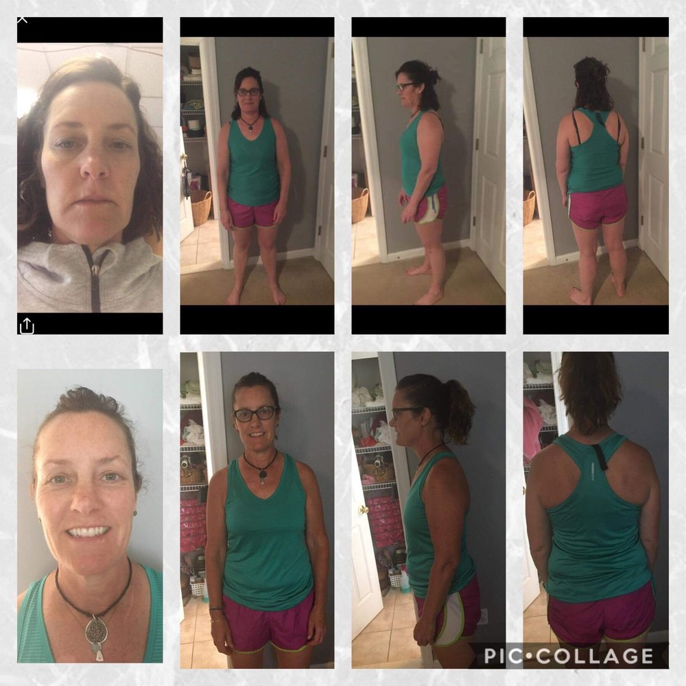 Melissa C - 7lbs & 8in released in 90 days! -