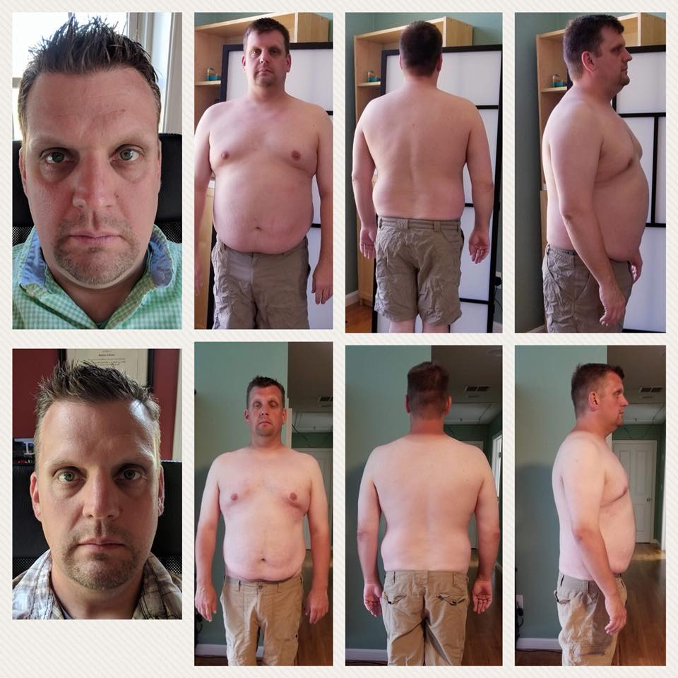 Jake T - 36lbs & 20in released in 90 days! -