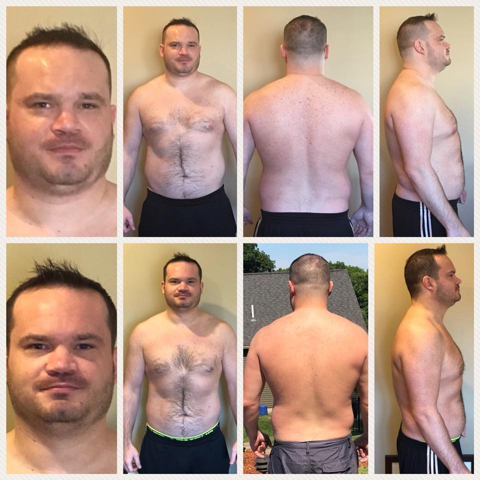 Jim B - 24lbs & 1in released     in 90 days! -