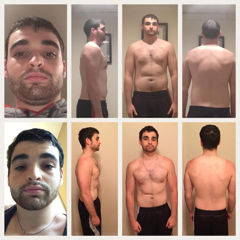 Kevin D - 10lbs & 4in released in 90 days! -