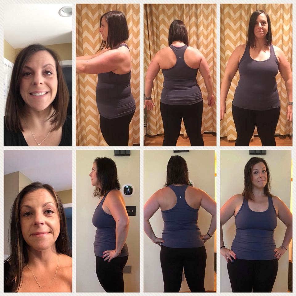Lindsay L - 12lbs & 4in released in 90 days! -
