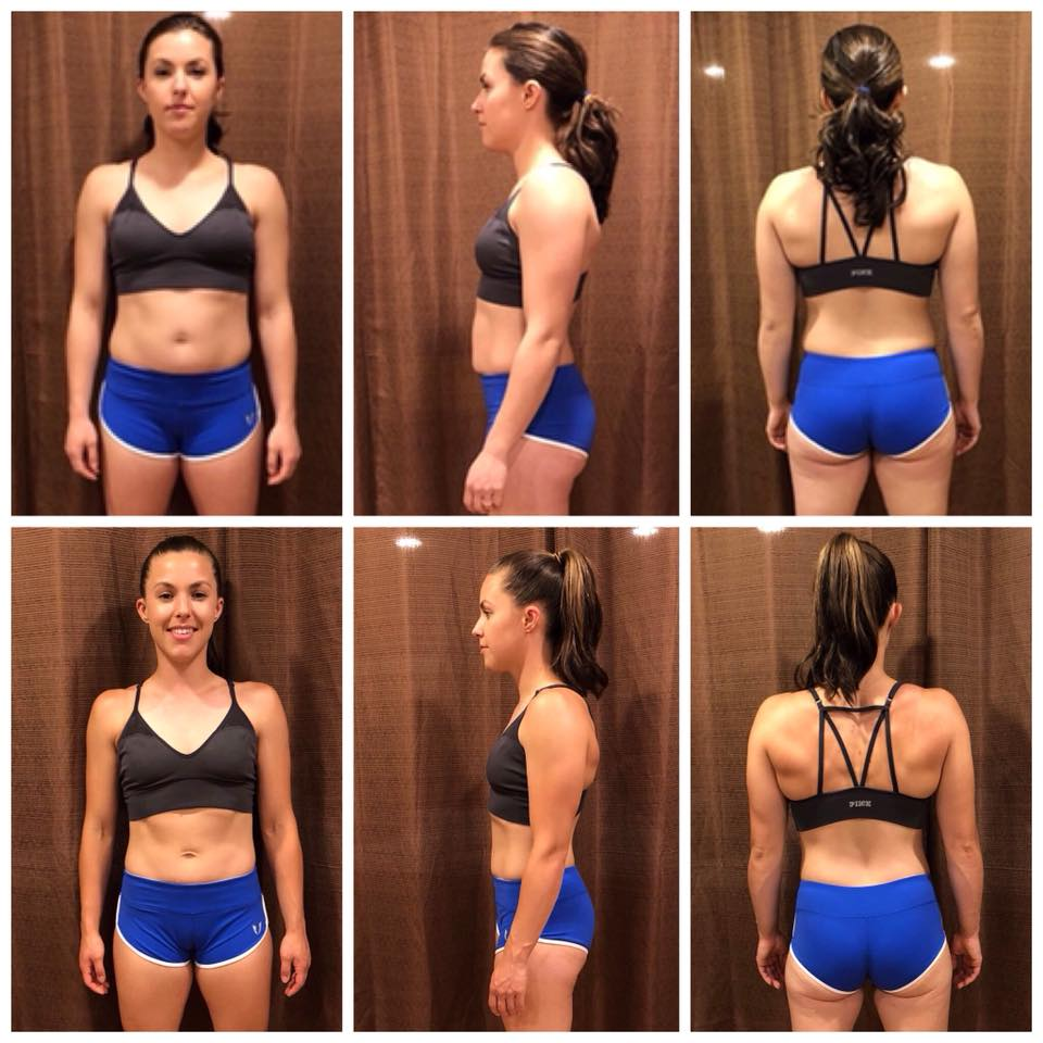 Michelle T - 14lbs & 9in released in 90 days! -