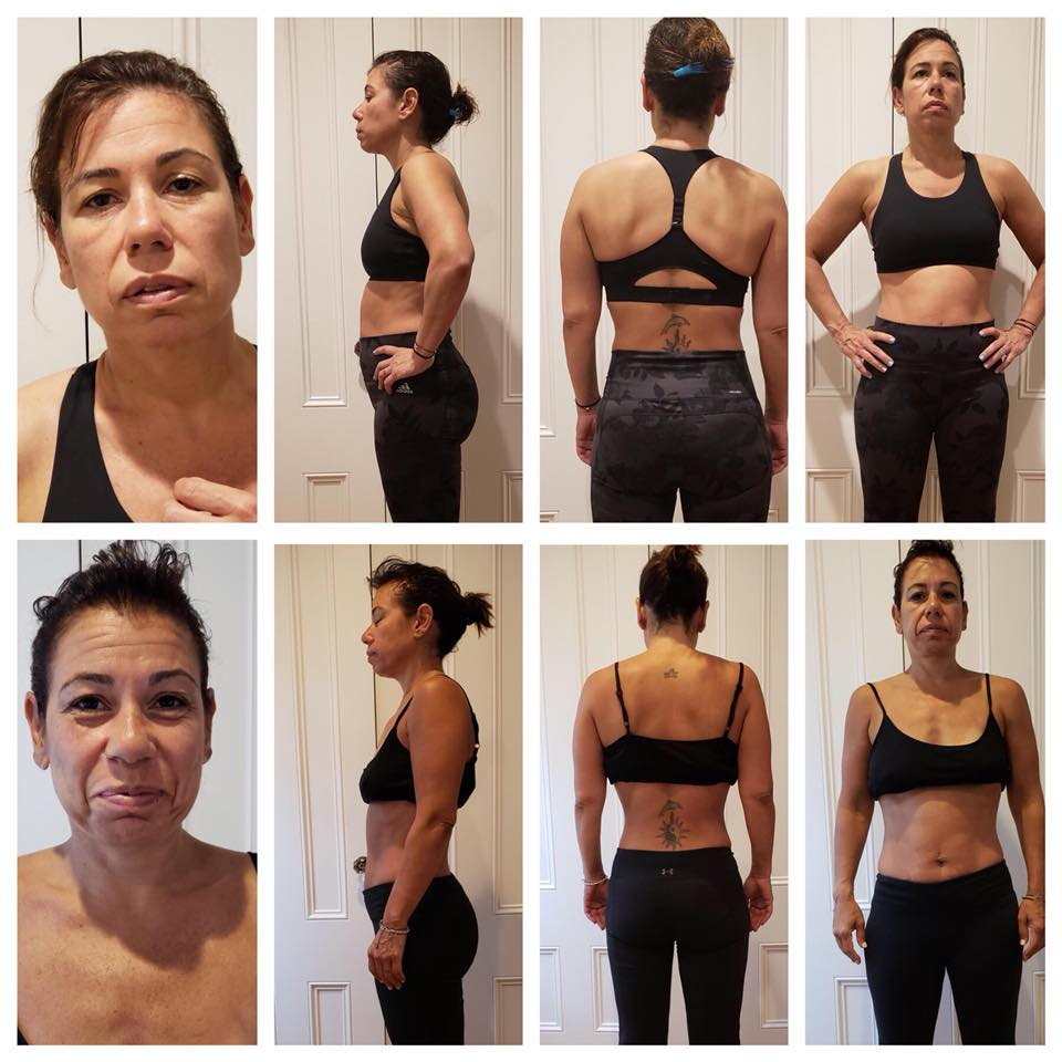 Renee K - 10lbs & 2in released in 90 days! -