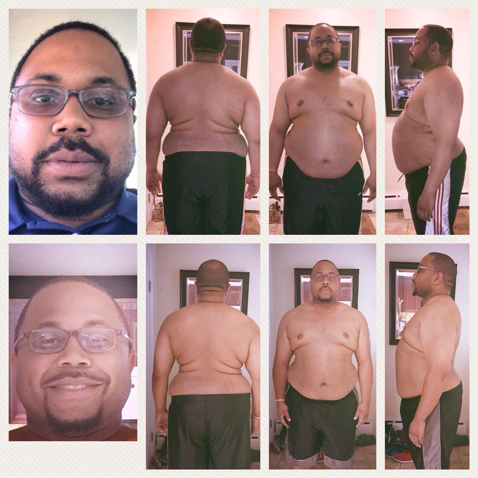 Ron W - 32lbs & 30.5in released in 90 days! -