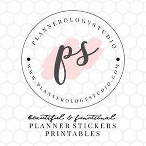 PLANNEROLOGY STUDIO    50% OFF $10+