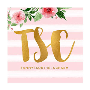 TAMMYS SOUTHERN CHARM    25% OFF