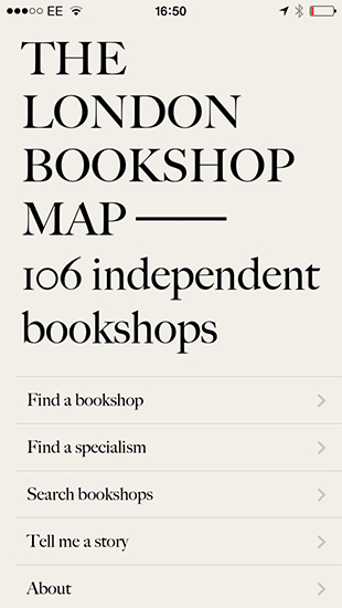 Digital bookshops, Published in The Times Literary Supplement (online), December 5, 2013