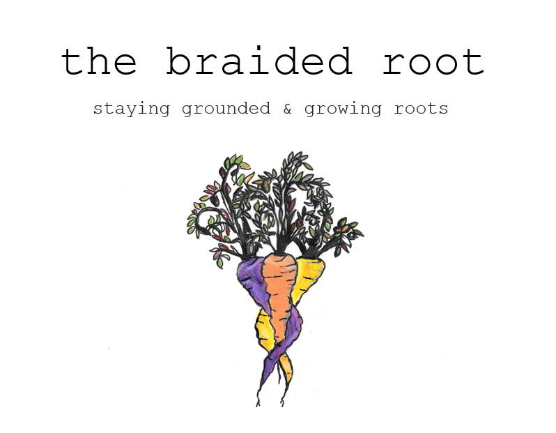 the braided root