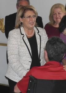 Malta President & Dr. Koenig