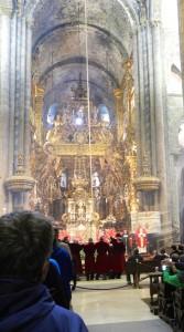 Santiago de Compostela Cathedral Incense