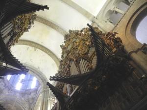 Santiago de Compostela Cathedral Organ