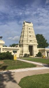 Sri Meenakshi Temple, Pearland, TX. Photo taken June 13, 2016 by Navya R. Kumar