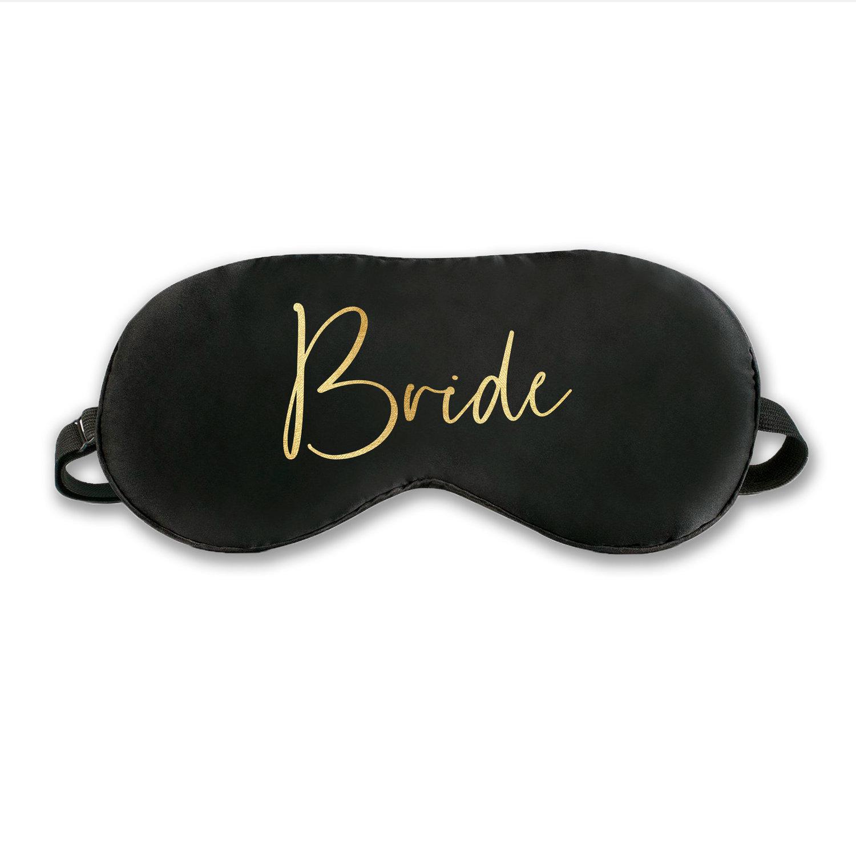 Bride gift I/'m getting married bride sleep eye mask