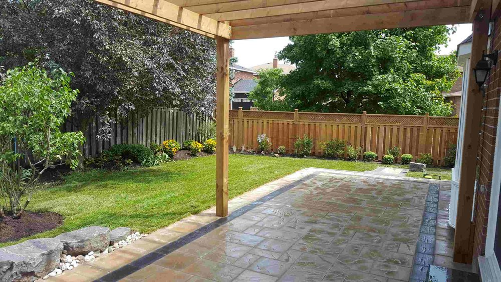 Hardscape & Carpentry -