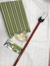 Garden Kneeling Pad, Telescopic Bandit & Microtips, all offered in store.