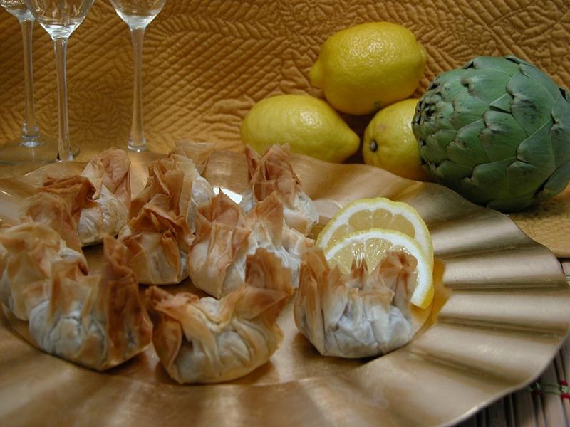 artichoke-parmesan-beggars-purse.jpg
