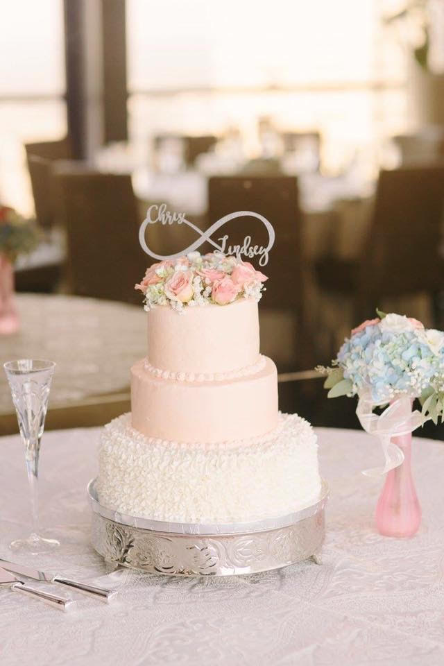 Today Iu0027m Sharing With You The Baker My Fiancé Justin And I Picked For Our  Wedding, As Well As Tips For Choosing The Right Cake For Yourself And Your  ...