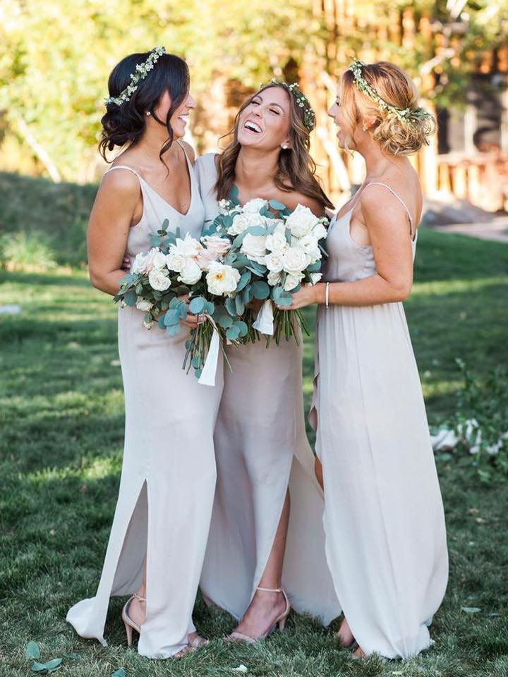 Picking Perfect Bridesmaid Dresses for Your Party — IndyBride2B