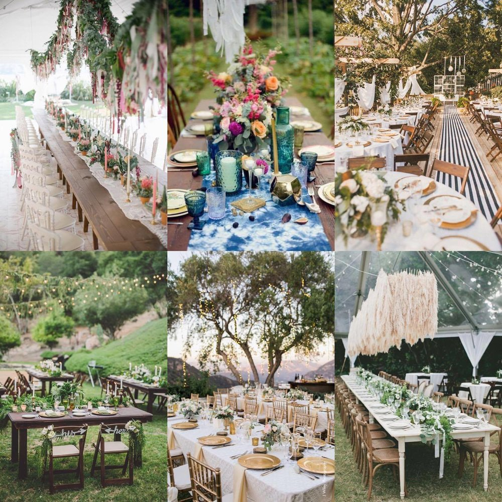 how to style your wedding tables on a budget u2014 indybride2b