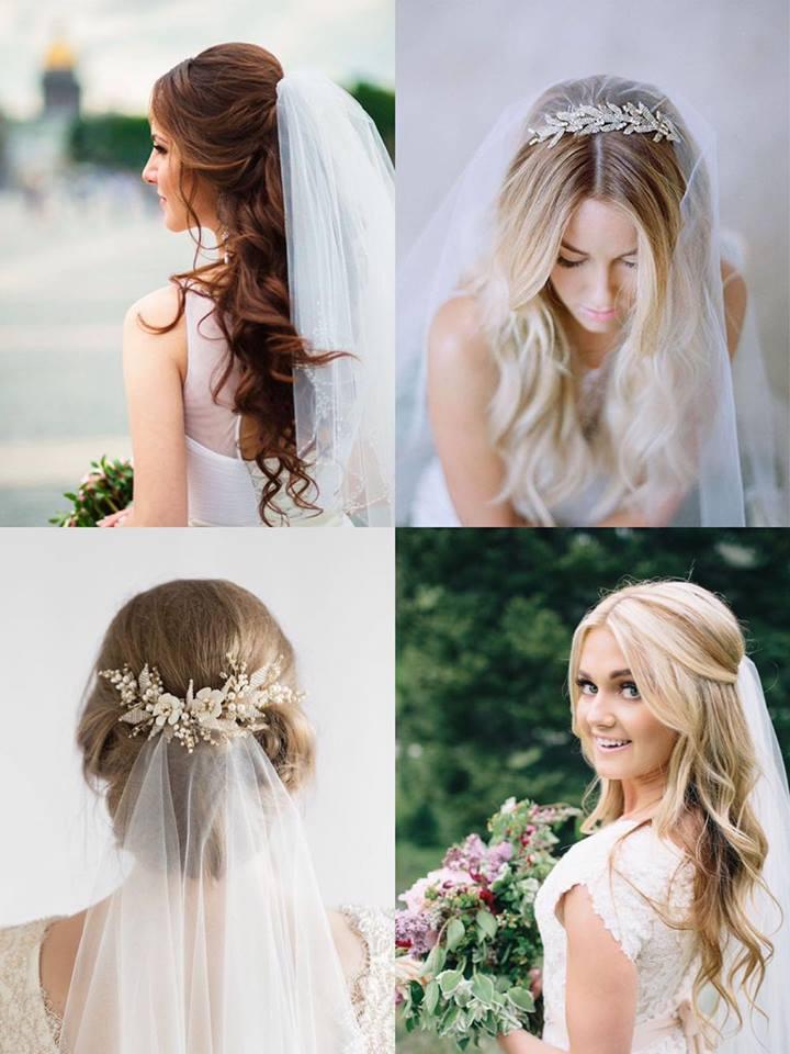 Wedding Hair Inspiration Indybride2b