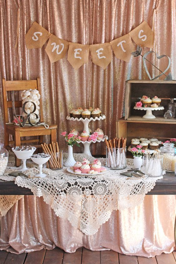 Delicious Dessert Tables Indybride2b