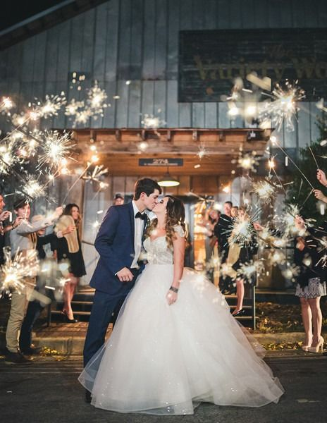 Photo by  Brandy Angel Photography  via  Wedding Wire