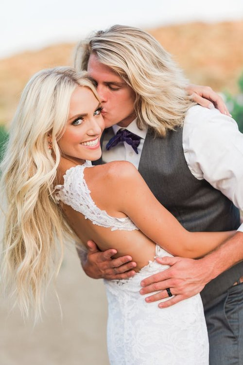 Inside Youtube Stars Cole Sav Labrant S Rustic Ranch Wedding