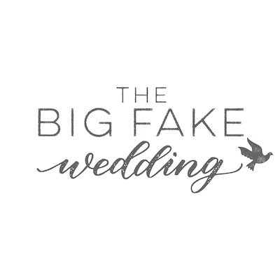 All photos and videos courtesy of  The Big Fake Wedding
