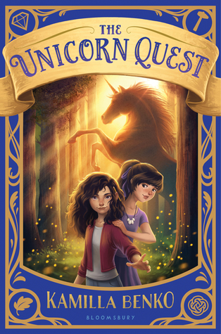 Claire Martinson still worries about her older sister Sophie, who battled a mysterious illness last year. But things are back to normal as they move into Windermere Manor... until the sisters climb a strange ladder in a fireplace and enter the magical land of Arden.   There, they find a world in turmoil. The four guilds of magic no longer trust each other. The beloved unicorns have gone, and terrible wraiths roam freely. Scared, the girls return home. But when Sophie vanishes, it will take all of Claire's courage to climb back up the ladder, find her sister, and uncover the unicorns' greatest secret.