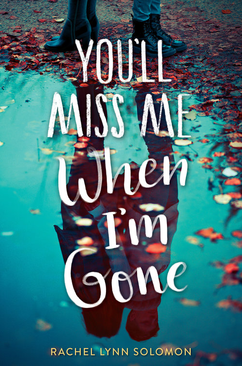 Our very first book has released! Happy book birthday to YOU'LL MISS ME WHEN I'M GONE by Rachel Lynn Solomon! - Rachel Lynn Solomon's You'll Miss Me When I'm Gone debuted on January 2nd. This gorgeously written and heartrending tale about twin sisters- one newly diagnosed with Huntington's disease- struggling to forgive each other after a long-held grudge, is available pretty much wherever you can find books. So snap one up and get to reading!xoxo,the fearless