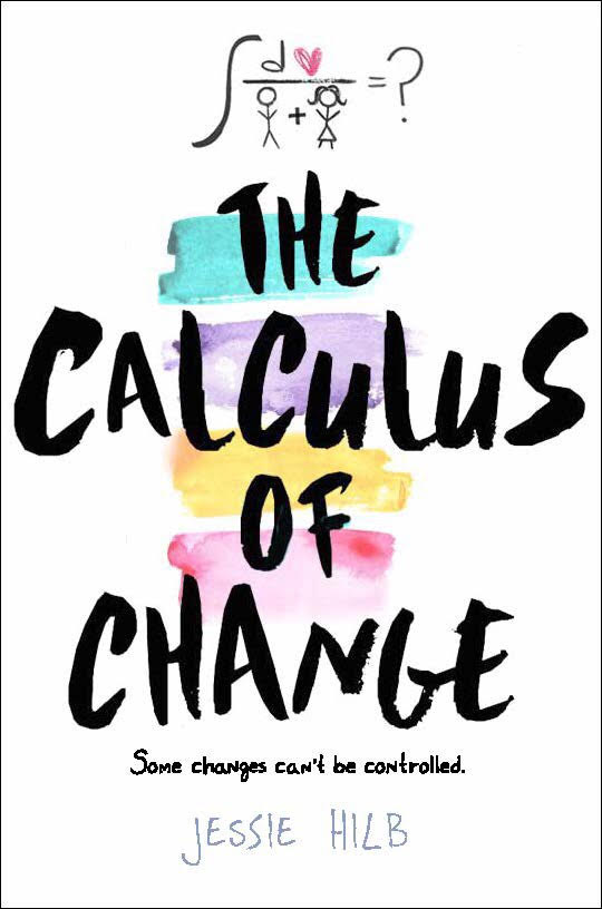 Happy book birthday to THE CALCULUS OF CHANGE by Jessie Hilb! - A poignant and empowering teen novel of grief, unrequited love, and finding comfort in one's own skin.Aden isn't looking for love in her senior year. She's much more focused on things like getting a solo gig at Ike's and keeping her brother from illegal herbal recreation. But when Tate walks into Calculus class wearing a yarmulke and a grin, Aden's heart is gone in an instant.The two are swept up in a tantalizingly warm friendship, complete with long drives with epic soundtracks and deep talks about life, love, and spirituality. With Tate, Aden feels closer to her mom—and her mom's faith—than she has since her mother died years ago. Everyone else—even Aden's brother and her best friend—can see their connection, but does Tate?Navigating uncertain romance and the crises of those she loves, Aden must decide how she chooses to see herself and how to honor her mom's memory.