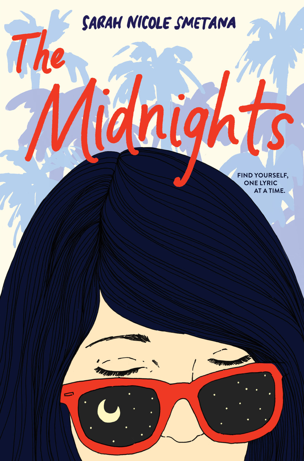 Happy book birthday to THE MIDNIGHTS by Sarah Nicole Smetana! - This voice-driven coming-of-age YA novel is perfect for fans of Katie Cotugno and Playlist for the Dead.Susannah Hayes has never been in the spotlight, but she dreams of following her father, a former rock star, onto the stage. As senior year begins, she's more interested in composing impressive chord progressions than college essays, certain that if she writes the perfect song, her father might finally look up from the past long enough to see her. But when he dies unexpectedly, her dreams--and her reality--shatter.While Susannah struggles with grief, her mother uproots them to a new city. There, Susannah realizes she can reinvent herself however she wants: a confident singer-songwriter, member of a hip band, embraced by an effortlessly cool best friend. But Susannah is not the only one keeping secrets, and soon, harsh revelations threaten to unravel her life once again.Set against the scintillating landscape of Southern California, The Midnights is an evocative coming-of-age debut about loss, creativity, and finding your voice while you're still finding yourself.