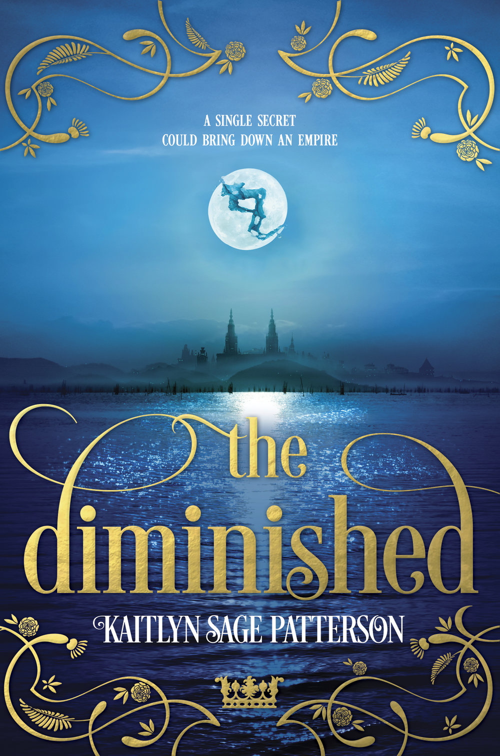 Happy book birthday to THE DIMINISHED by Kaitlyn Sage Patterson! - In the Alskad Empire, nearly all are born with a twin, two halves to form one whole…yet some face the world alone.The singlebornA rare few are singleborn in each generation, and therefore given the right to rule by the gods and goddesses. Bo Trousillion is one of these few, born into the royal line and destined to rule. Though he has been chosen to succeed his great-aunt, Queen Runa, as the leader of the Alskad Empire, Bo has never felt equal to the grand future before him.The diminishedWhen one twin dies, the other usually follows, unable to face the world without their other half. Those who survive are considered diminished, doomed to succumb to the violent grief that inevitably destroys everyone whose twin has died. Such is the fate of Vi Abernathy, whose twin sister died in infancy. Raised by the anchorites of the temple after her family cast her off, Vi has spent her whole life scheming for a way to escape and live out what's left of her life in peace.As their sixteenth birthdays approach, Bo and Vi face very different futures—one a life of luxury as the heir to the throne, the other years of backbreaking work as a temple servant. But a long-held secret and the fate of the empire are destined to bring them together in a way they never could have imagined.