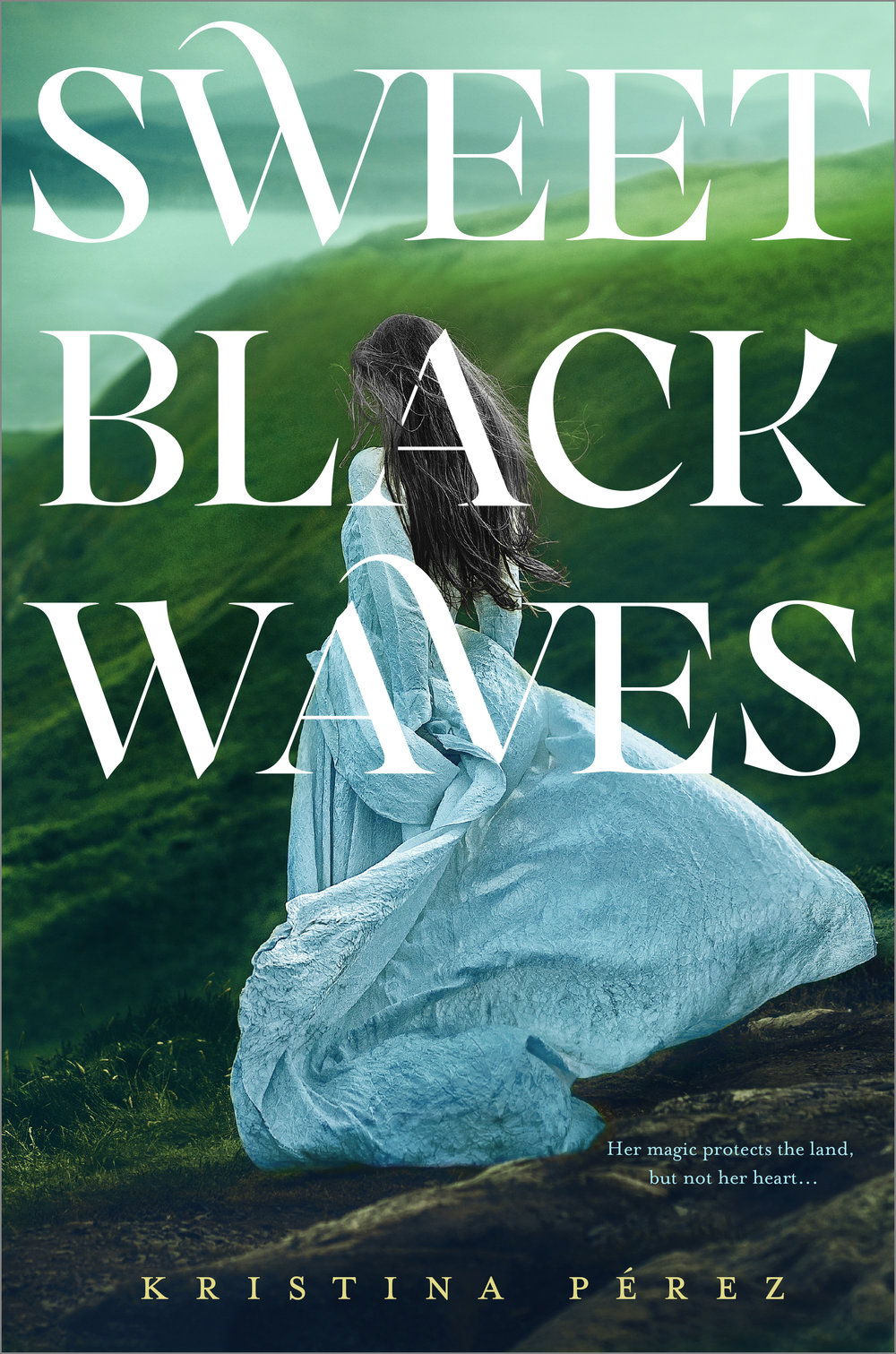 Happy book birthday to SWEET BLACK WAVES by Kristina Pérez! - Two proud kingdoms stand on opposite shores, with only a bloody history between them.As best friend and lady-in-waiting to the princess, Branwen is guided by two principles: devotion to her homeland and hatred for the raiders who killed her parents. When she unknowingly saves the life of her enemy, he awakens her ancient healing magic and opens her heart. Branwen begins to dream of peace, but the princess she serves is not so easily convinced. Fighting for what's right, even as her powers grow beyond her control, will set Branwen against both her closest confidant and the only man she's ever loved.Inspired by the star-crossed tale of Tristan and Eseult, this is the story of the legend's true heroine: Branwen. For fans of Gracelingand The Mists of Avalon, this is the first book of a lush fantasy trilogy about warring countries, family secrets, and forbidden romance.