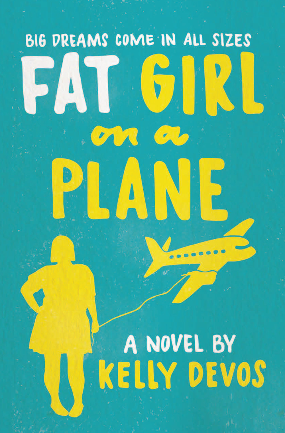 Happy book birthday to FAT GIRL ON A PLANE by Kelly deVos! - From debut author Kelly deVos comes an unforgettable novel, told in dual Fat and Skinny perspectives, about smart fashion, pursuing your dreams, and loving yourself. High school senior Cookie Vonn's post-graduation dreams include getting out of Phoenix, attending Parsons and becoming the next great fashion designer. But in the world of fashion, being fat is a cardinal sin. It doesn't help that she's constantly compared to her supermodel mother—and named after a dessert. Thanks to her job at a fashion blog, Cookie scores a trip to New York to pitch her portfolio and appeal for a scholarship, but her plans are put on standby when she's declared too fat too fly. Forced to turn to her BFF for cash, Cookie buys a second seat on the plane. She arrives in the city to find that she's been replaced by the boss's daughter, a girl who's everything she's not—ultrathin and superrich. Bowing to society's pressure, she vows to lose weight, get out of the friend zone with her crush, and put her life on track. Cookie expected sunshine and rainbows, but nothing about her new life is turning out like she planned. When the fashion designer of the moment offers her what she's always wanted—an opportunity to live and study in New York—she finds herself in a world full of people more interested in putting women down than dressing them up. Her designs make waves, but her real dream of creating great clothes for people of all sizes seems to grow more distant by the day. Will she realize that she's always had the power to make her own dreams come true?