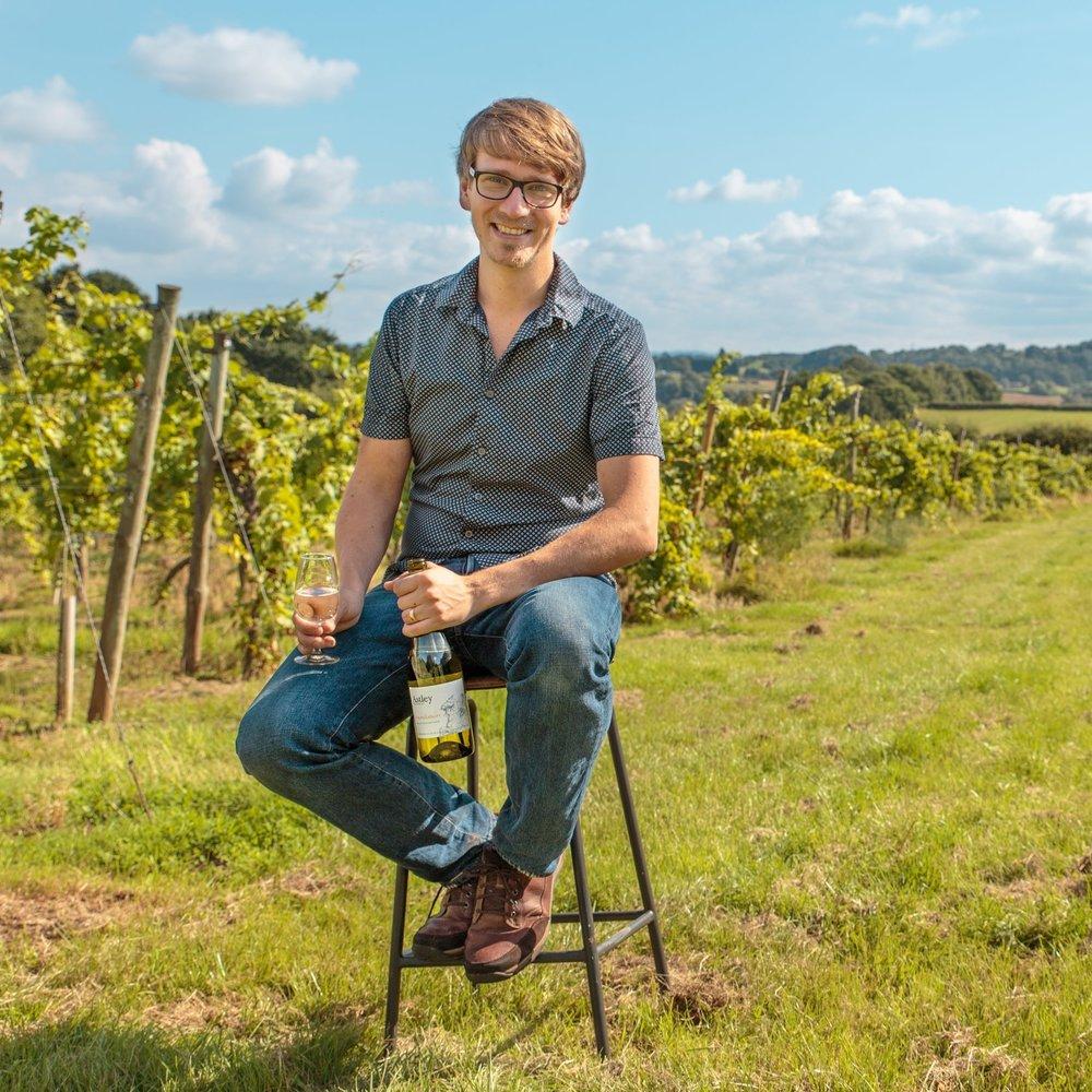Chris Haywood - Astley Vineyard