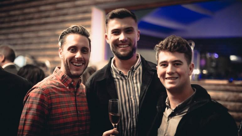 EMERGING VINES - TOM / JOSH / TOMMY