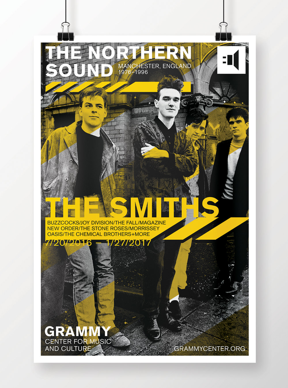The Smiths were the first band from the Manchester scene's second generation to achieve mainstream success. They remain influential to this day.