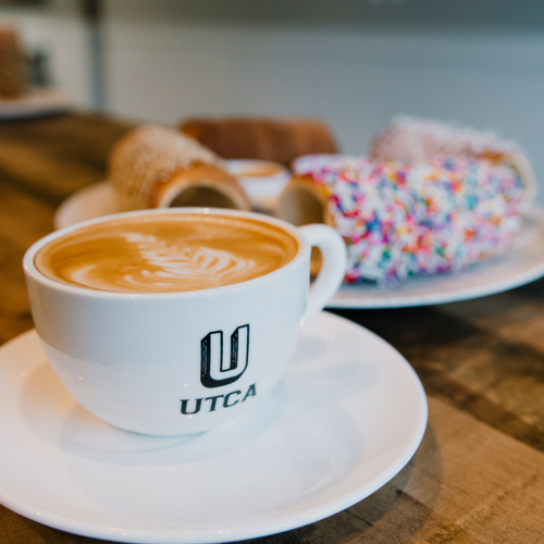 Our coffee, second to none -